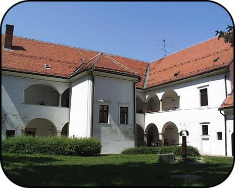 Many of the properties in Varazdin and Croatia are centuries old